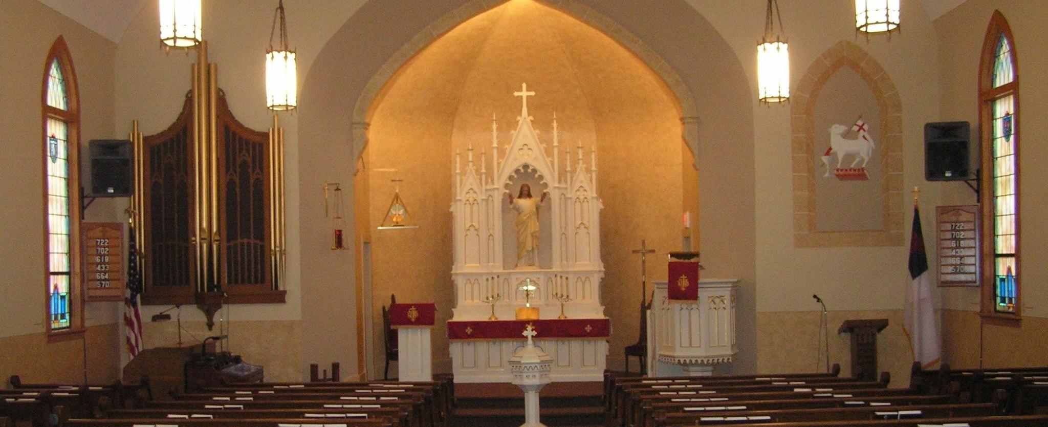 ferrin church